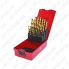 Metal drill bit sets