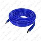 Air hoses, pressure regulators, oilers