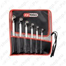 Articulated socket wrench sets