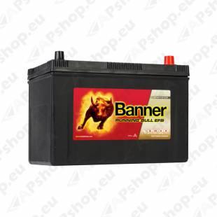 BANNER AKU RUNNING BULL EFB 95AH 303X173X203/225 - + 760A