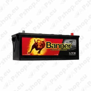 BANNER AKU BUFFALO BULL 132AH 508X174X205 - + 900A