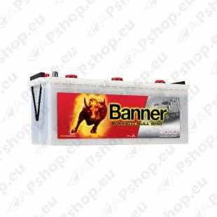 BANNER AKU BUFFALO BULL SHD 140AH 514X189X220 + - 800A