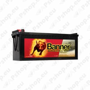 BANNER AKU BUFFALO BULL SHD PRO 145AH 514X189X220 + - 800A