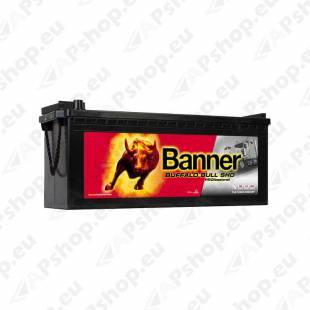 BANNER AKU BUFFALO BULL SHD PRO 180AH 513X223X220 + VASAK 1000A