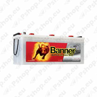 BANNER AKU BUFFALO BULL SHD 180AH 513X223X220 + VASAK 1000A