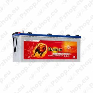 BANNER AKU VABA-AJA 12V 180AH +- 512X273X212 ENERGY BULL