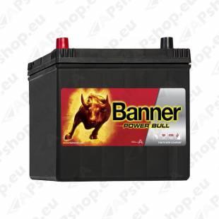 BANNER AKU POWER BULL 60AH 233X173X203/225 + - 510A