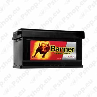 BANNER AKU POWER BULL 80AH 315X175X175 - + 700A