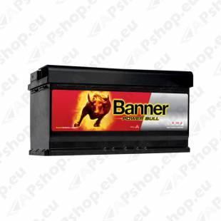 BANNER AKU POWER BULL 88AH 354X175X175 - + 700A