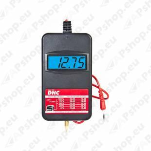 DIGITAALNE AKUTESTER 6-39.99V DHC