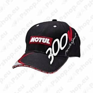 MOTUL BASEBALL CAP 300V NOKAMÜTS