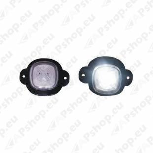 DOB-60B LED GABARIITTULI VALGE -1TK- 52X52MM