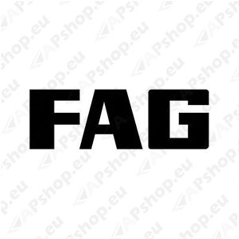 OEM FAG FAG Wheel Bearing Kit Rear fits 97-01 Audi A4