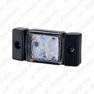 LD140 KÜLJETULI LED 60X34MM VALGE 12/24V