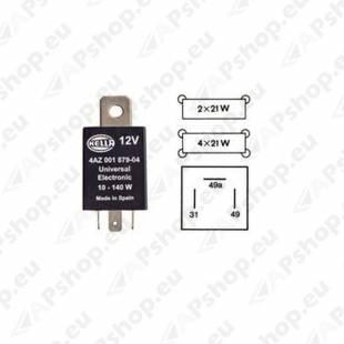 ELEKTROONILINE SUUNARELEE 12V LED TULELE 10-110W. AUTOMAAT HELLA