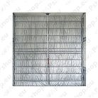 Thermal curtains, thermal partition walls