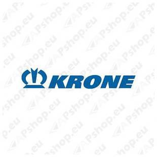 PLASTPROFIILI KINNITUSPLAAT/ KATUS ROHELINE 570MM KRONE 5815261