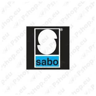 AMORTISAATOR MB SILD SABO