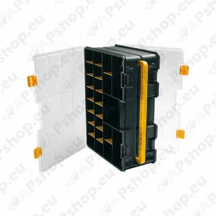 4600 PLASTKARP LAHTRITEGA 2.-POOLNE 443X317X160MM. ARTPLAST