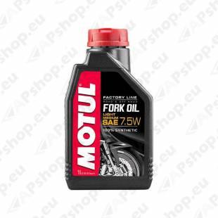 MOTUL FORK OIL FACTORY LINE MEDIUM 7.5W 1L