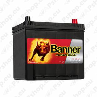 BANNER AKU POWER BULL 60AH 233X173X203/225 - + 510A (B01) ALL RANT