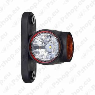 LD2186 SARVTULI LED SIRGE 64MM VASAK/PAREM 12/24V