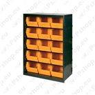 Storage boxes, modular systems