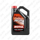 Heavy machinery engine oil semi-synthetic