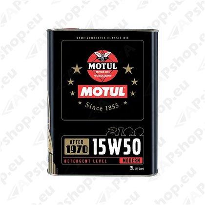 MOTUL CLASSIC 2100 15W50 2L