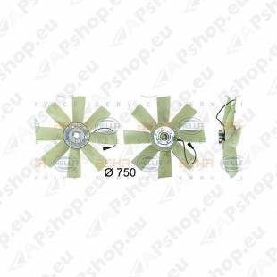 VISCO VOLVO FH12 D12D. D13 20450210 FI750 8 LABA