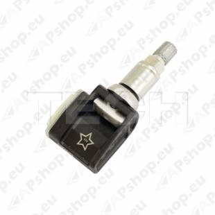 TPMS ANDUR 3057 SCHRADER ALUVENT. 434MHZ OE:3606872774(BMW) / A0009052102(MB)