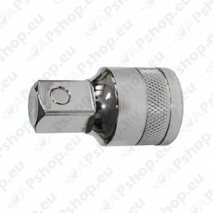 "1/2"" ADAPTOR FOR OIL FILTER DRAIN 12MM WITH MAGNET"