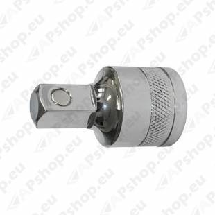 "1/2"" ADAPTOR FOR OIL FILTER DRAIN 10MM WITH MAGNET"