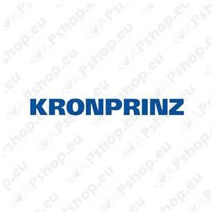 KPZ 6.0X15. 4X100/50 (56.1) PLEKKVELG (SW) (BM) (HON) (KFZ4025)