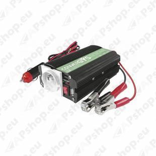 INVERTER 12V-230V 300/600W +USB GYS CONVERGYS