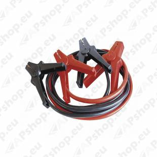JUMP LEADS PRO 700A (4L/7L) - INSULATED CLAMPS - Ø35MM² - 2 X 4.