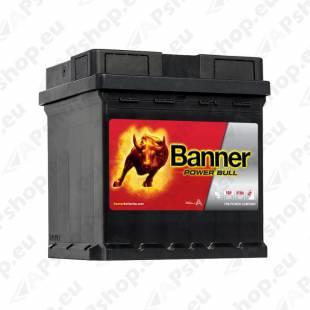 BANNER AKU POWER BULL 42 AH 175X175X190 - + 390A
