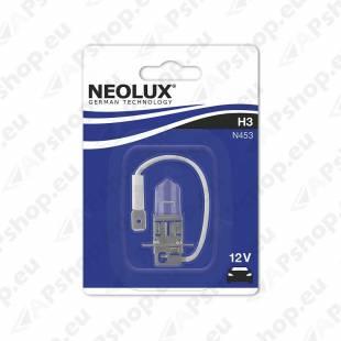 PIRN H3 55W 12V PK22S BLISTER-1TK NEOLUX