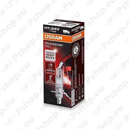 PIRN H1 70W 24V HD/LL +100% P14.5S TRUCKSTAR PRO OSRAM
