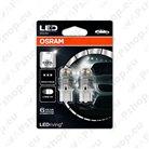 PIRN LED PREMIUM (W21W)(T20) 3W 12V W3X16D 6000K BLISTER-2TK OSRAM