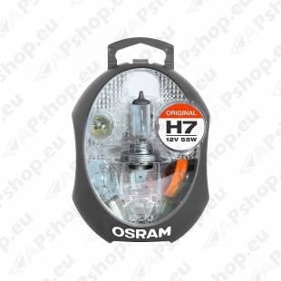 PIRNIDE VARUKOMPLEKT H7 12V ORIGINAL OSRAM
