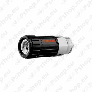 KANDELAMP FLASHLIGHT 15LM 1LED LAETAV 12V OSRAM
