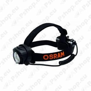 PEALAMP HEADLAMP 300/60LM 1LED 3XAA OSRAM