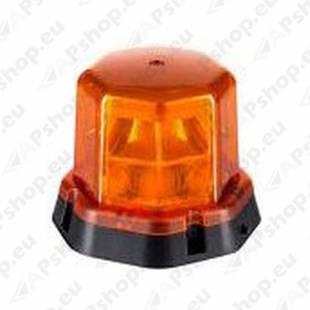 KOLLANE VILKUR 12/24V LED. 3-PUNKTKINNITUS Ø119X94MM IP68