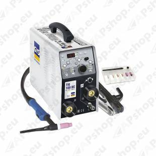 KEEVITUS TIG 168 DC HF. ACC. SR17DB-4M (NO REGULATOR) GYS
