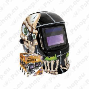 KEEVITUSMASK LCD MASTER BONES 9-13 G GYS