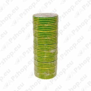 PVC- ELEKTRIKU TEIP 19MM/10M KOLL/ROH TRIIBULINE ISOLEER HPX