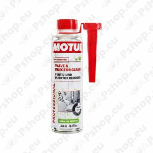 MOTUL VALVE AND INJECTOR CLEAN 300ML *UUS