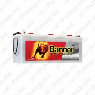 BANNER AKU BUFFALO BULL 180AH SHD 513X223X220 + VASAK 1000A