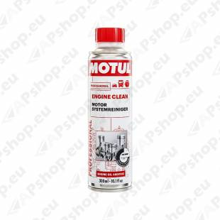 MOTUL ENGINE CLEAN AUTO 300ML* UUS